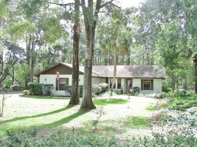 Dunnellon Single Family Home For Sale: 9855 SW 203rd Circle