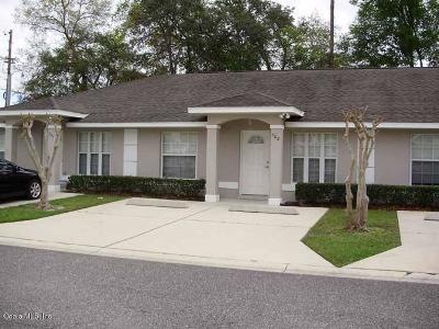 Ocala Condo/Townhouse For Sale: 3630 NE 8th Place Apt 302