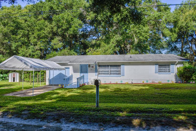 Ocala Single Family Home For Sale: 1100 NW 59th Court