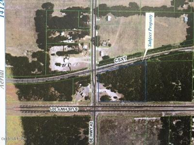 Summerfield Residential Lots & Land For Sale: 6810 SE Hwy 42
