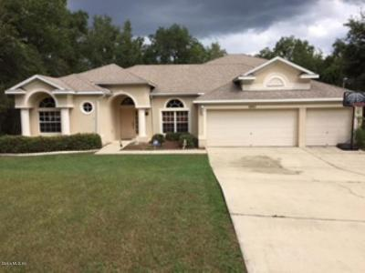 Single Family Home For Sale: 8807 N Golfview Drive