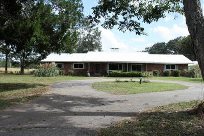 Marion County Farm For Sale: 18191 NW Hwy 335