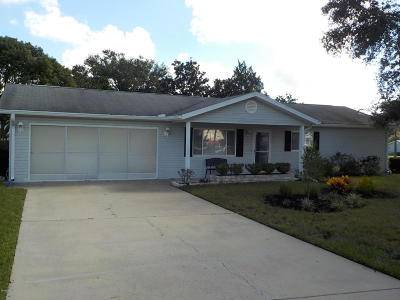 Spruce Creek So Single Family Home For Sale: 17599 SE 106th Terrace