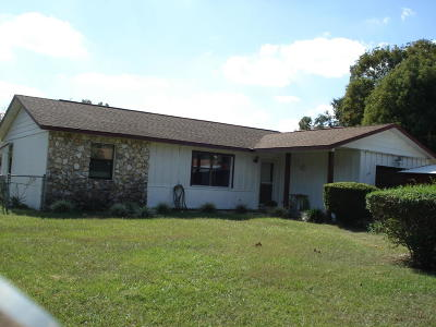 Ocala Single Family Home For Sale: 6960 SE 53rd Place