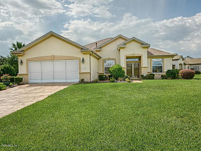 Spruce Creek Gc Single Family Home For Sale: 13930 SE 95th Court
