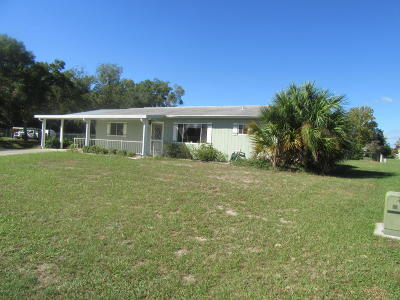Ocala Single Family Home For Sale: 10210 SW 92nd Terrace