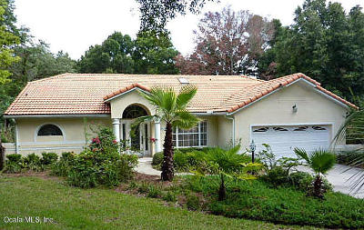 Dunnellon Single Family Home For Sale: 19565 SW 93rd Lane