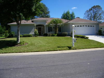 Dunnellon Single Family Home For Sale: 14007 SW 112th Circle
