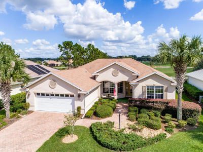 Lake County, Marion County Single Family Home For Sale: 8910 SW 84th Circle