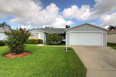 The Villages Single Family Home For Sale: 9245 SE 178th Madeline Lane