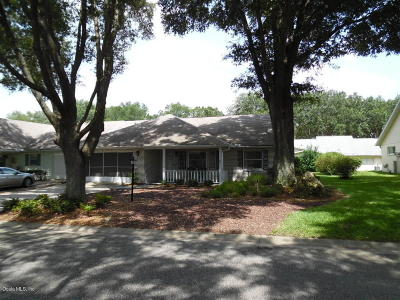 Ocala Single Family Home For Sale: 9143 SW 83rd Avenue #F