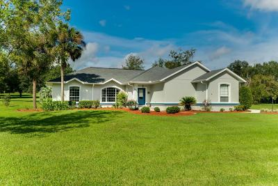 Ocala Single Family Home For Sale: 4856 NW 76th Court