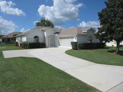 Lake County, Marion County Single Family Home For Sale: 2064 NW 56th Terrace