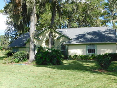 Ocala Single Family Home For Sale: 5289 NW 78th Court
