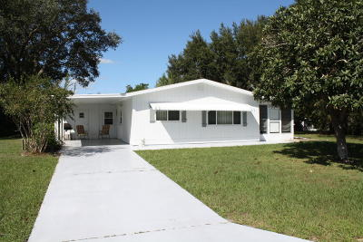 Ocala Single Family Home For Sale: 10030 SW 90th Court