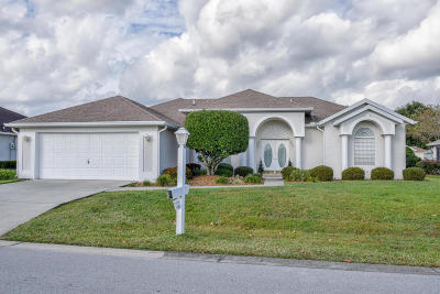 Ocala Single Family Home For Sale: 5495 NW 25th Loop