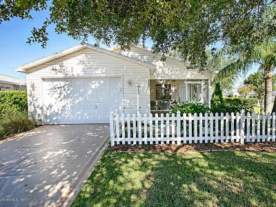 The Villages Single Family Home For Sale: 2581 Acosta Court