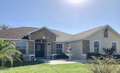 Ocala Single Family Home For Sale: 10165 SW 49th Avenue