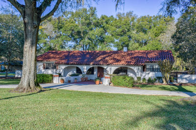 Ocala Single Family Home For Sale: 3640 SW 26th Avenue