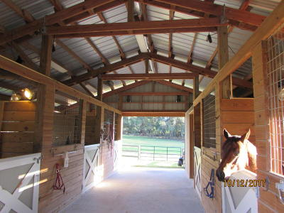 Marion County Farm For Sale: 414 NE 155th Street Road
