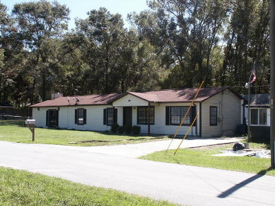 Ocala Single Family Home For Sale: 7598 SW 77th Place
