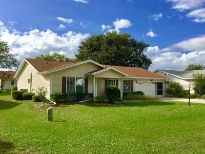 Ocala Single Family Home For Sale: 8576 SW 62nd Terrace