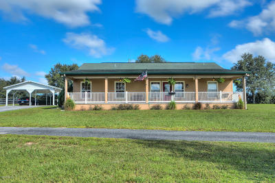 Dunnellon Farm For Sale: 7600 SW 140th Avenue