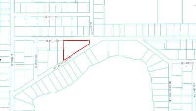 Summerfield Residential Lots & Land For Sale: SE 148th Pl Road