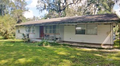 Ocala Farm For Sale: 7655 SW 27th Avenue