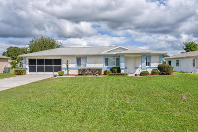 Ocala Single Family Home For Sale: 6142 SW 100th Loop