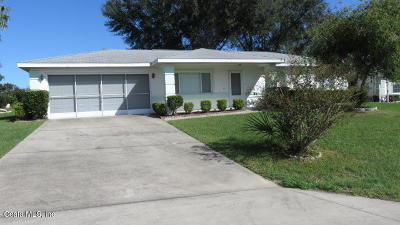 Ocala Single Family Home For Sale: 10024 SW 62nd Circle