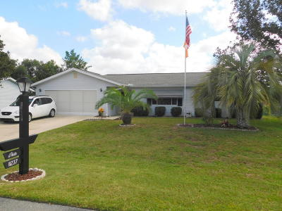 Ocala Single Family Home For Sale: 11237 SW 78th Court