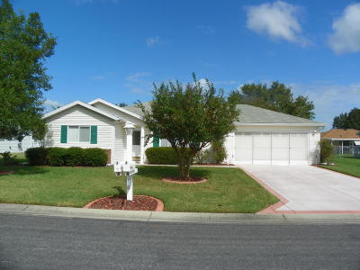 Dunnellon Single Family Home For Sale: 11535 SW 138 Lane
