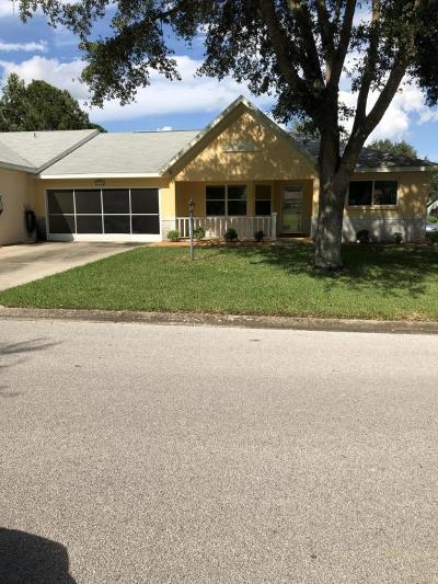 Ocala Single Family Home For Sale: 8959 SW 96th Lane #C