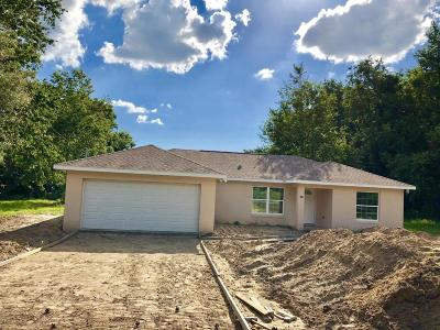 Ocala Single Family Home For Sale: 46 Laurel Court