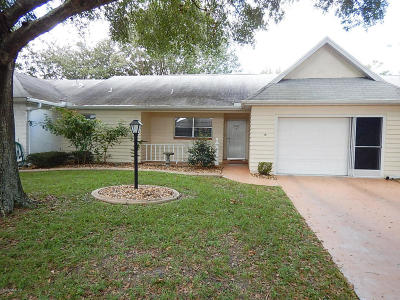 Ocala Single Family Home For Sale: 9460 SW 84th Terrace #B