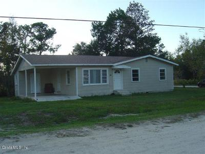 Ocala Single Family Home For Sale: 2484 SW 146 Court
