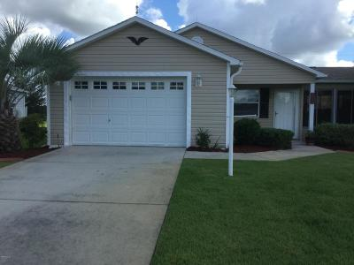 The Villages Single Family Home For Sale: 367 Arbella Loop