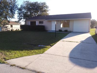 Ocala Single Family Home For Sale: 20 Oak Court