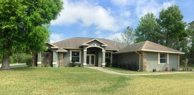 Ocala Single Family Home For Sale: 2411 SE 23rd Place