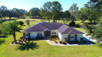 Ocala Single Family Home For Sale: 4360 NW 76th Court