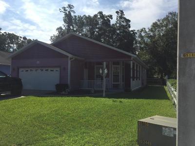Ocala Single Family Home For Sale: 4018 NE 23 Place