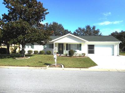Summerfield Single Family Home For Sale: 9094 SE 135th Loop