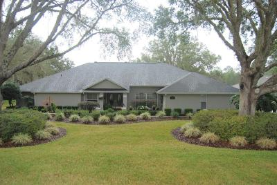 Ocala Single Family Home For Sale: 5888 NW 80th Avenue Road