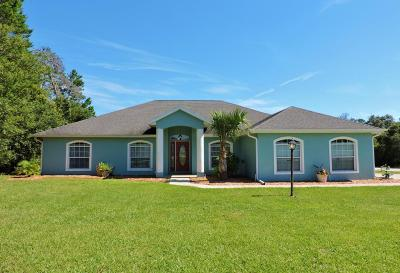 Ocala Single Family Home For Sale: 10480 SW 47 Ave