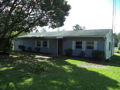 Summerfield Single Family Home For Sale: 8454 SE 128th Lane