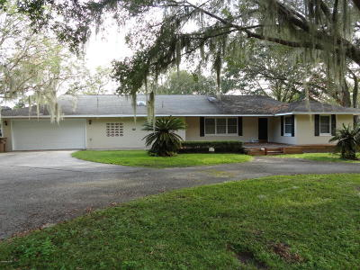 Ocala Single Family Home For Sale: 1537 SE 5th Street