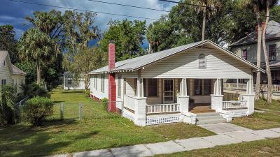 Dunnellon Single Family Home For Sale: 20745 Chestnut Street