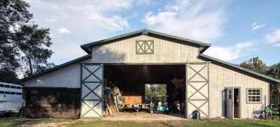 Ocala Farm For Sale: 11220 SE 101st Street