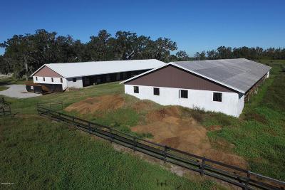 Reddick Farm For Sale: 13430 NW Highway 225